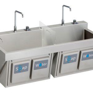 Lavamanos con activación de rodilla mod. EWSF26026KWSC